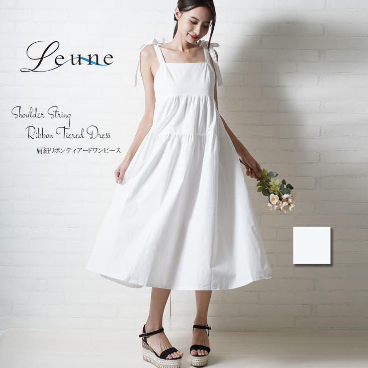 leune のワンピース・ドレス/キャミワンピース | 詳細画像