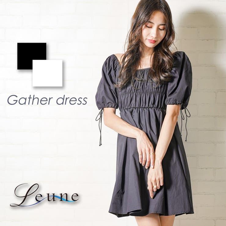 leune のワンピース・ドレス/ワンピース | 詳細画像