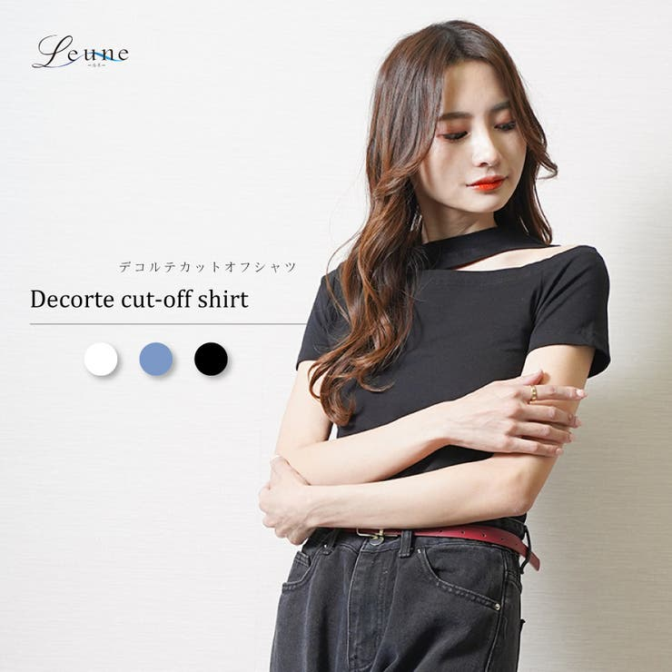 leune のトップス/Tシャツ   詳細画像