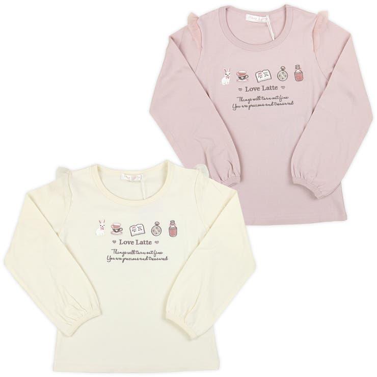 Tシャツ キッズ 長袖 | 子供服Littlestars | 詳細画像1