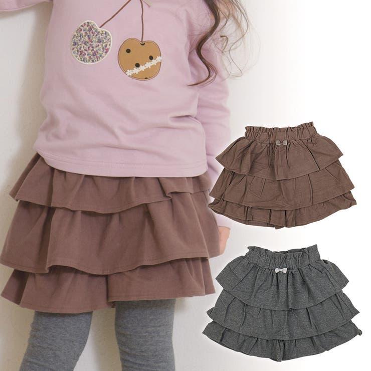キュロット 女の子 キッズ | 子供服Littlestars | 詳細画像1