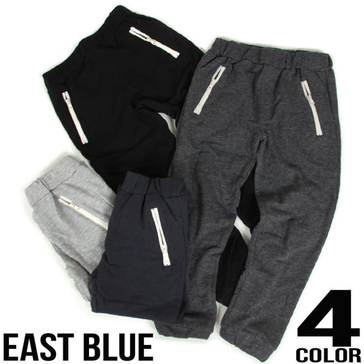 �C�[�X�g�u���[ EAST BLUE zip� �P�b�g �W���K�[�p���c�y16AW-E509�zE12717