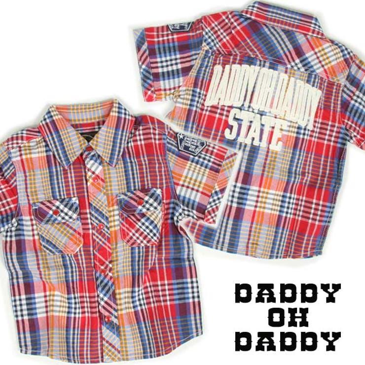 �_�f�B�I�_�f�B daddy oh daddy ���b�y���t �`�F�b�N�� �V���c �y17SM-J1516�zV32501