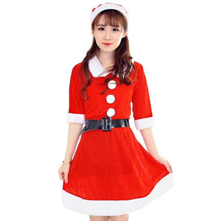サンタ コスプレ レディース クリスマス Christmas Xmas サンタクロース サンタ サンタコス コスチューム ワンピースミニスカ 衣装 ドレス