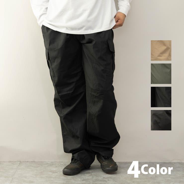 カーゴパンツ メンズ 大きいサイズ | ローコス | 詳細画像1