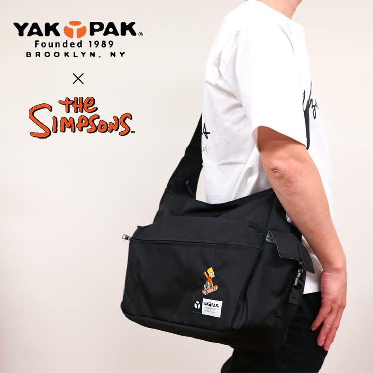 ヤックパック×シンプソンズ 限定コラボアイテム ショルダーバッグ   Lumie   詳細画像1