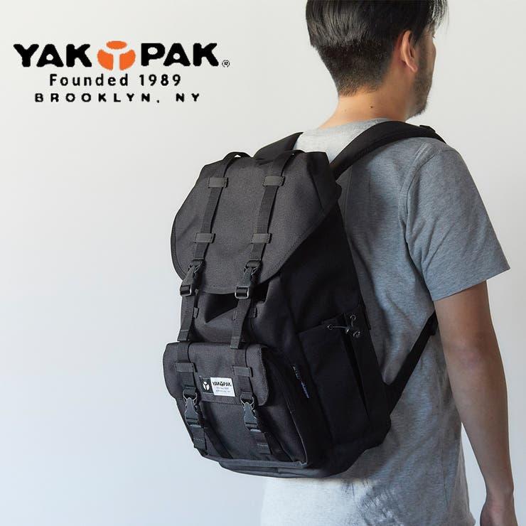 YAKPAK/ヤックパック リュック バックパック  | Lumie | 詳細画像1