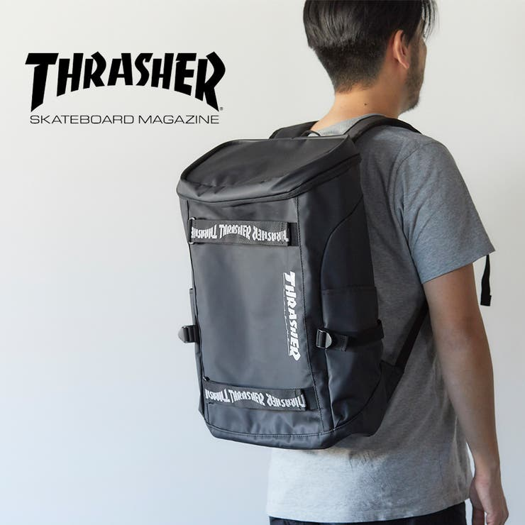 THRASHER/スラッシャー リュック/バックパック | Lumie | 詳細画像1