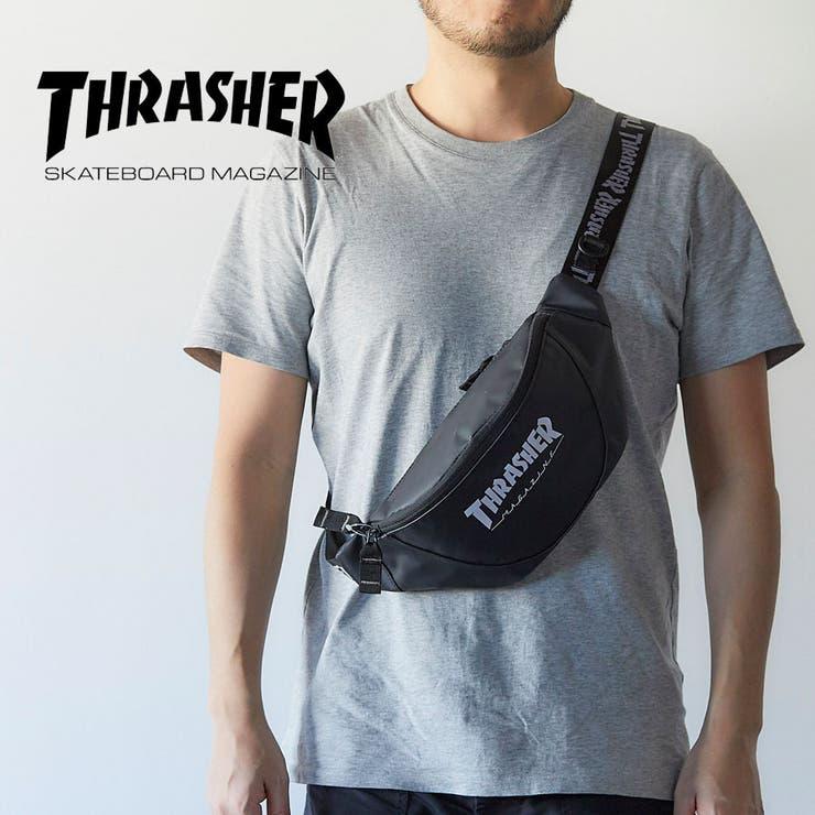 THRASHER スラッシャー ウエストバッグ   Lumie   詳細画像1