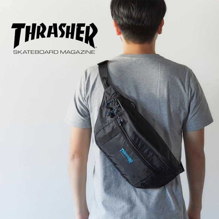 THRASHER/スラッシャー ショルダーバッグ ボディバッグ | Lumie | 詳細画像1