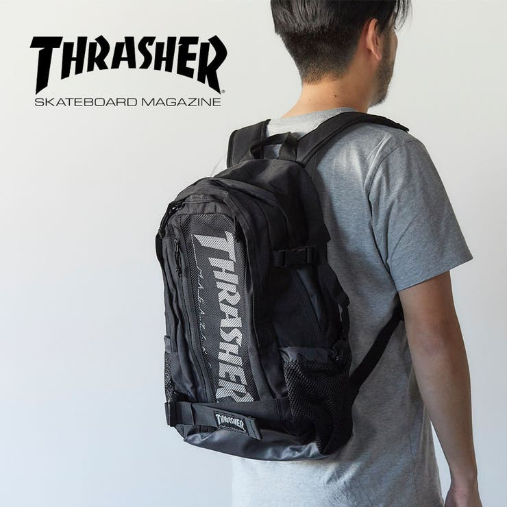 THRASHER/スラッシャー リュック/バックパック   Lumie   詳細画像1