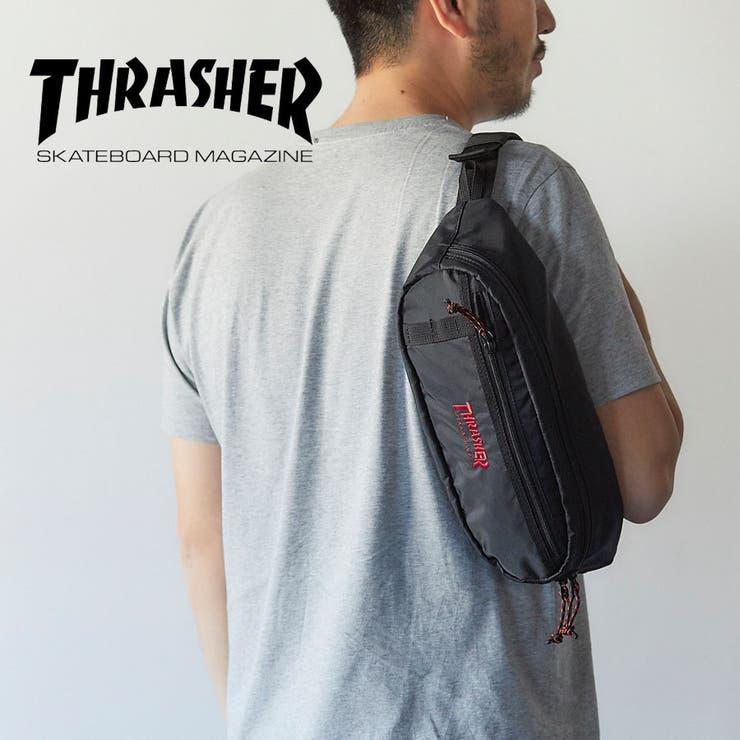 THRASHER/スラッシャー バディバッグ ショルダーバッグ   Lumie   詳細画像1