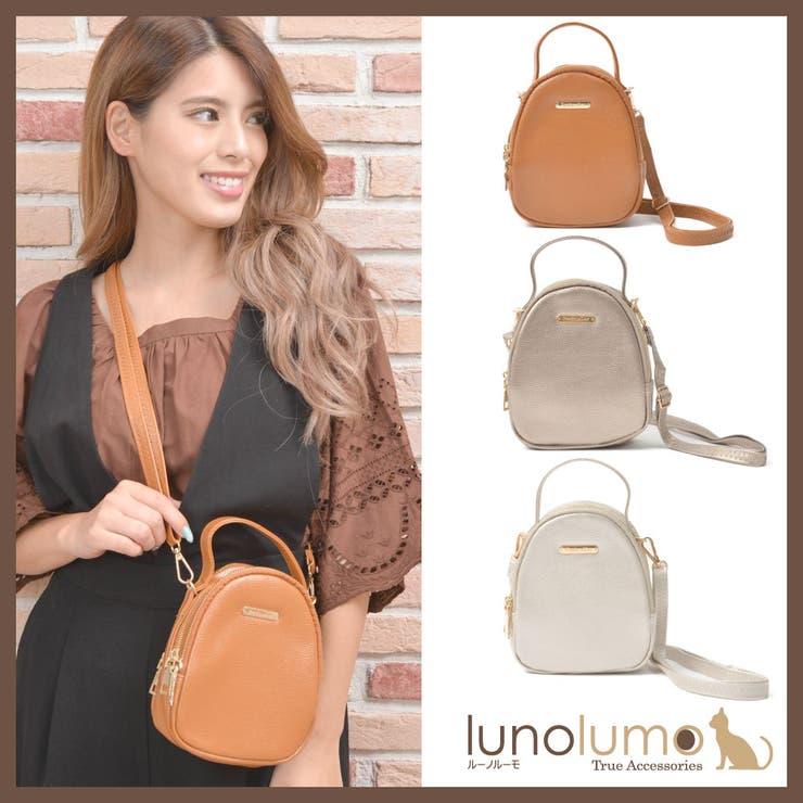 ミニショルダーバッグ 鞄 バッグ | lunolumo | 詳細画像1
