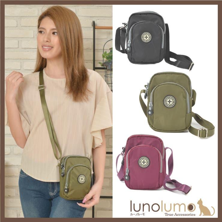 ポシェット バッグ ショルダーバッグ | lunolumo | 詳細画像1