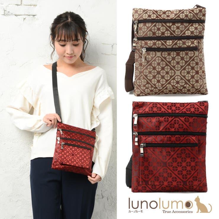 ショルダーバッグ バッグ ミニバッグ | lunolumo | 詳細画像1