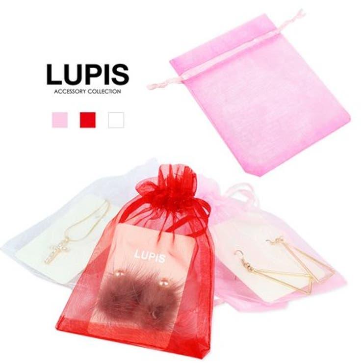 オーガンジー巾着袋    LUPIS   詳細画像1