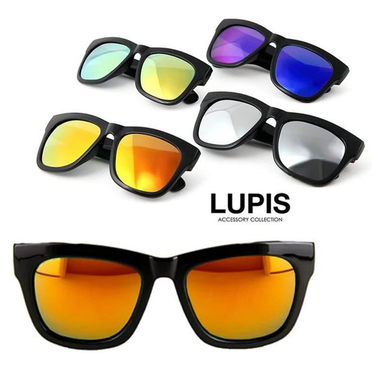 ミラーウエリントンサングラス    LUPIS   詳細画像1