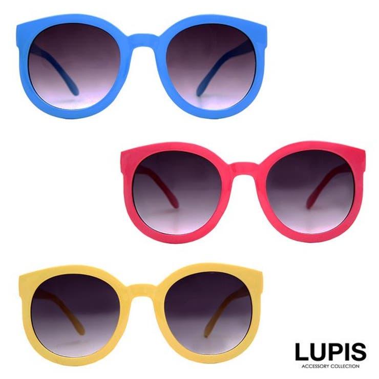 ボストンカラーサングラス  | LUPIS | 詳細画像1