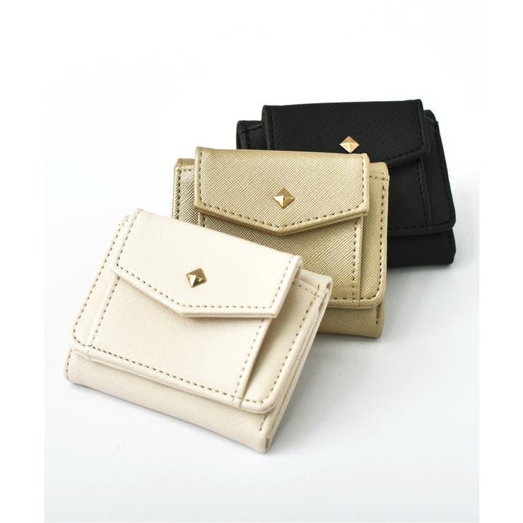 ミニ財布 小さめ レディース | luxs | 詳細画像1