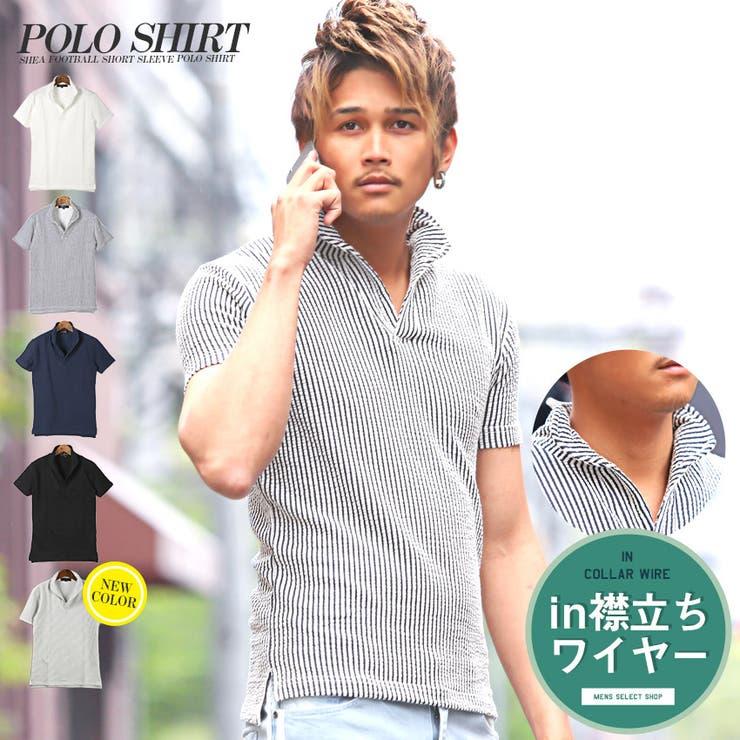 ポロシャツ | 詳細画像