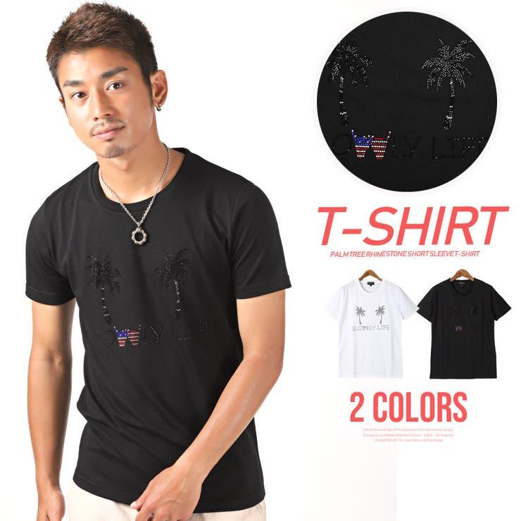 Tシャツ・メンズ・半袖   詳細画像