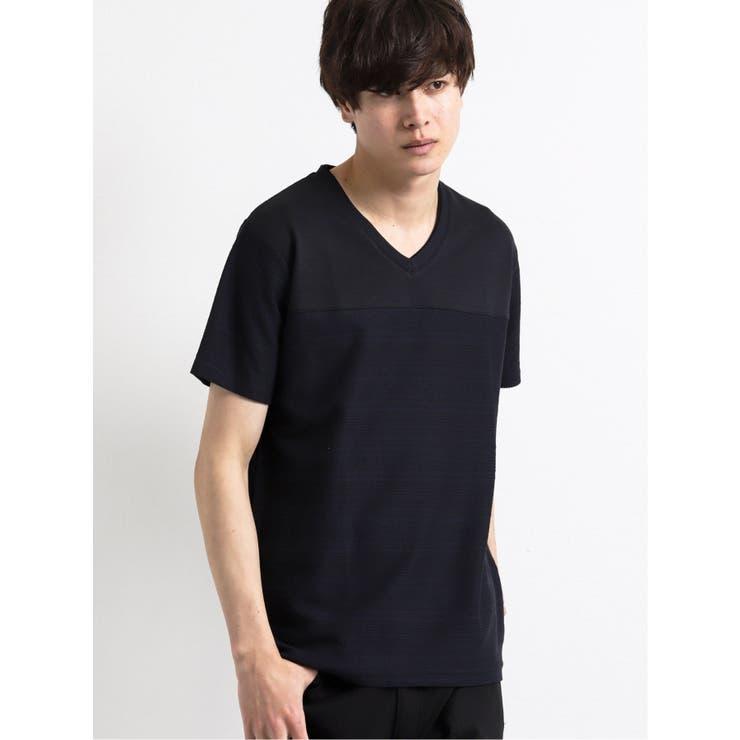 TAKA-Q MENのトップス/Tシャツ   詳細画像