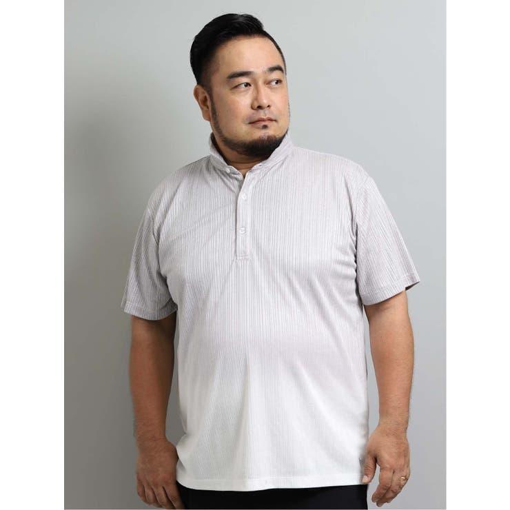 TAKA-Q MENのトップス/ポロシャツ | 詳細画像