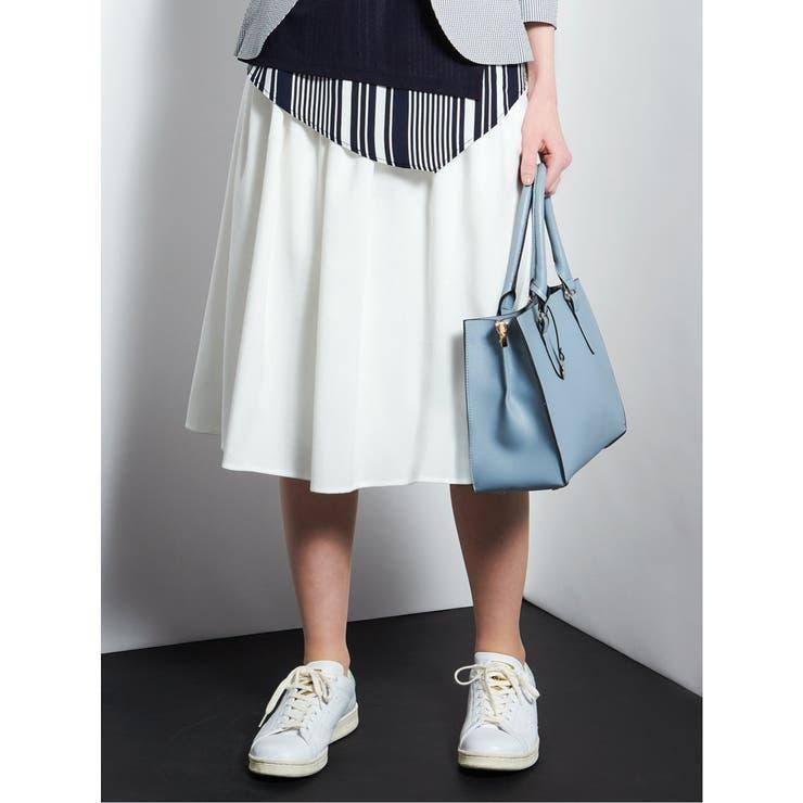 TAKA-Qのスカート/フレアスカート | 詳細画像