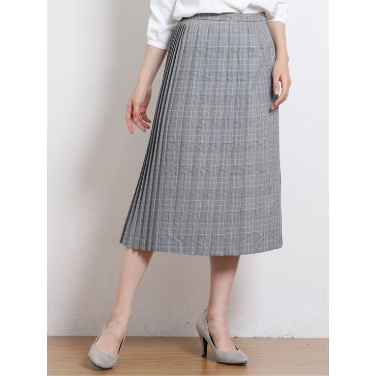 TAKA-Qのスカート/プリーツスカート | 詳細画像