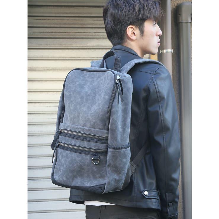 TAKA-Q MENのバッグ・鞄/リュック・バックパック | 詳細画像