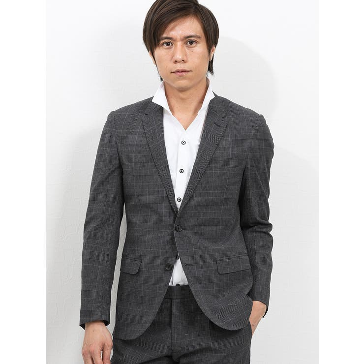 TAKA-Q MENのスーツ・フォーマルウェア/スーツジャケット   詳細画像