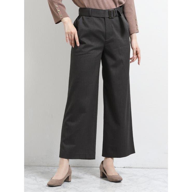 TAKA-Qのパンツ・ズボン/ワイドパンツ   詳細画像