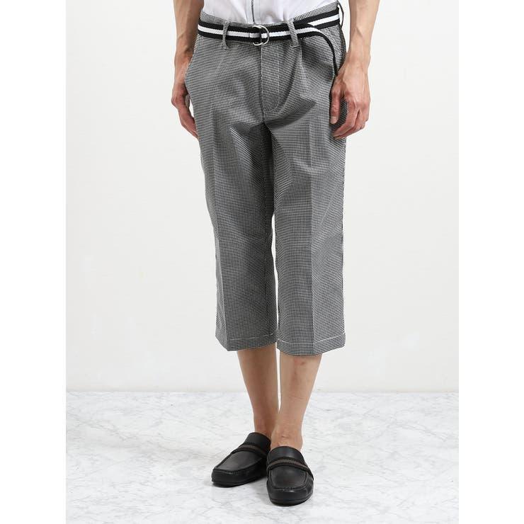 TAKA-Q MENのパンツ・ズボン/クロップドパンツ・サブリナパンツ | 詳細画像