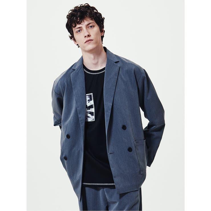 TAKA-Q MENのスーツ/スーツジャケット   詳細画像
