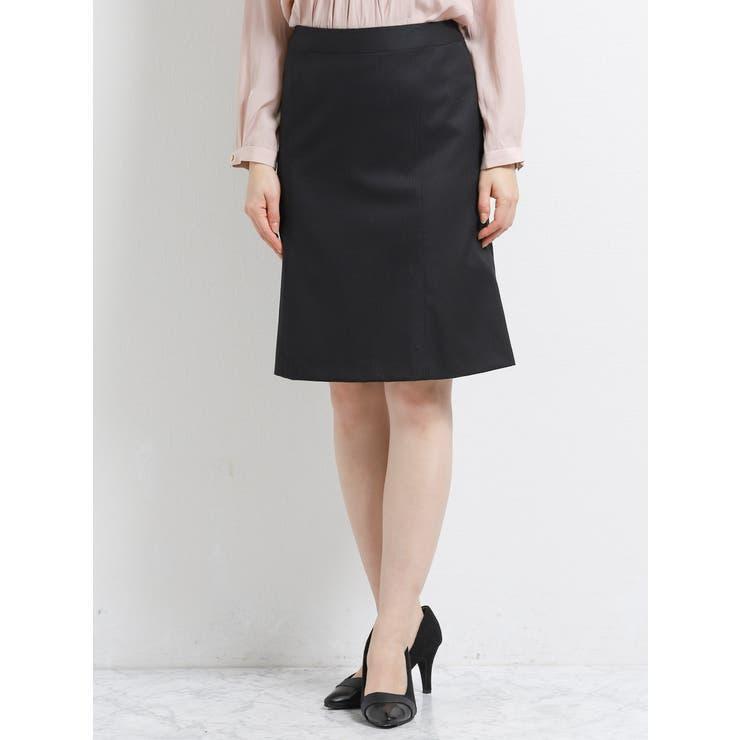 TAKA-Qのスカート/フレアスカート   詳細画像