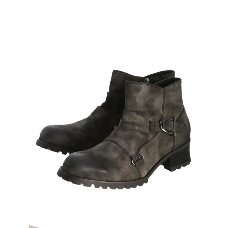 TAKA-Q MENのシューズ・靴/ショートブーツ | 詳細画像
