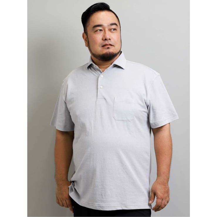 TAKA-Q MENのトップス/ポロシャツ   詳細画像