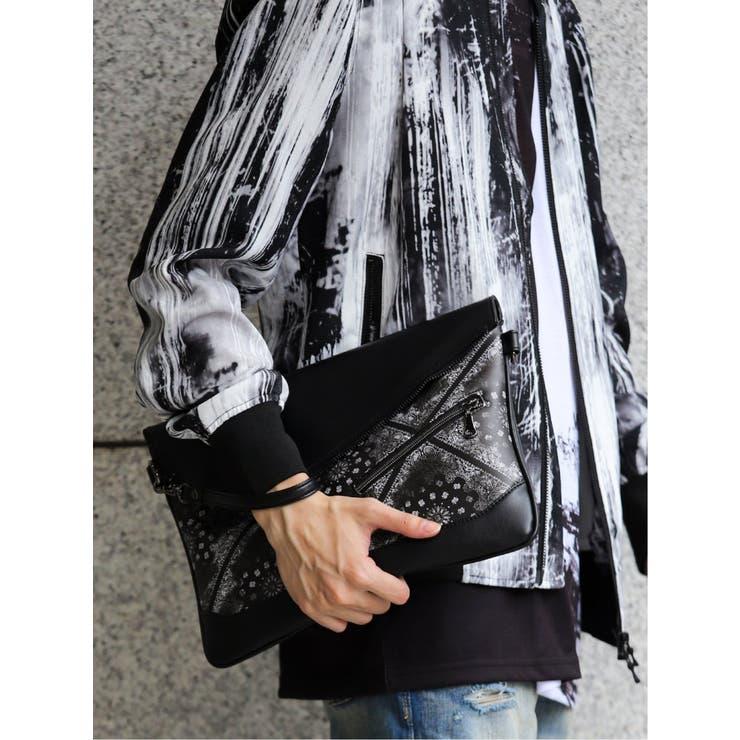 TAKA-Q MENのバッグ・鞄/クラッチバッグ   詳細画像
