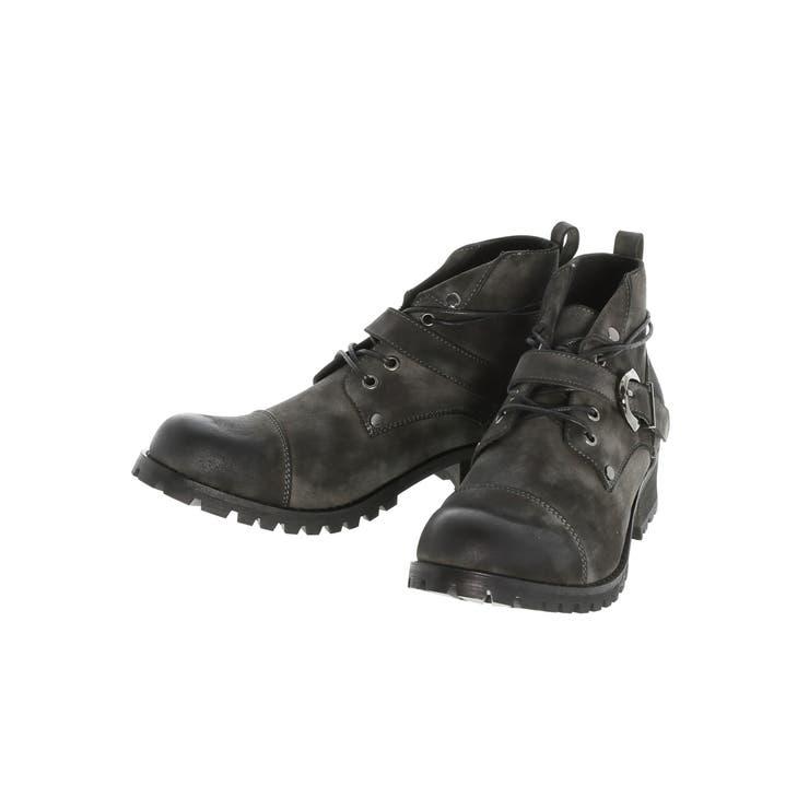 TAKA-Q MENのシューズ・靴/ショートブーツ   詳細画像