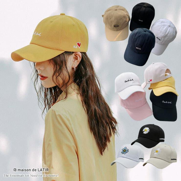 帽子 CAP キャップメンズ | maison de LATIR | 詳細画像1