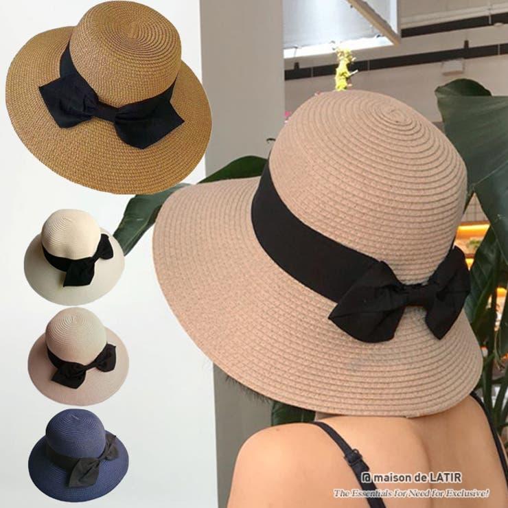 帽子 レディース 帽子   maison de LATIR   詳細画像1