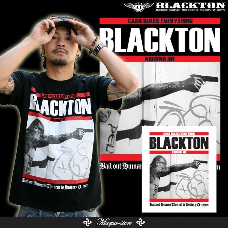 【BLACKTON/ブラクトン】AROUNDMETEE/チカーノフォト柄/アメカジ・きれい目・ストリート・半袖Tシャツ・2L・3L | 詳細画像