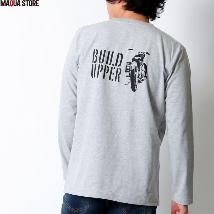 Maqua-storeのトップス/Tシャツ   詳細画像