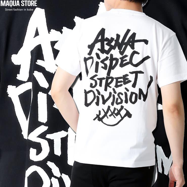 Tシャツ メンズ 半袖 ティーシャツ TEE アスナディスペック ASNADISPEC XL XXL 2XL 3L 黒 ブラック 白ホワイト プリント ブランド 人気 アメカジ ストリート系 ファッション おしゃれ かっこいい /3045/ asst2244   詳細画像