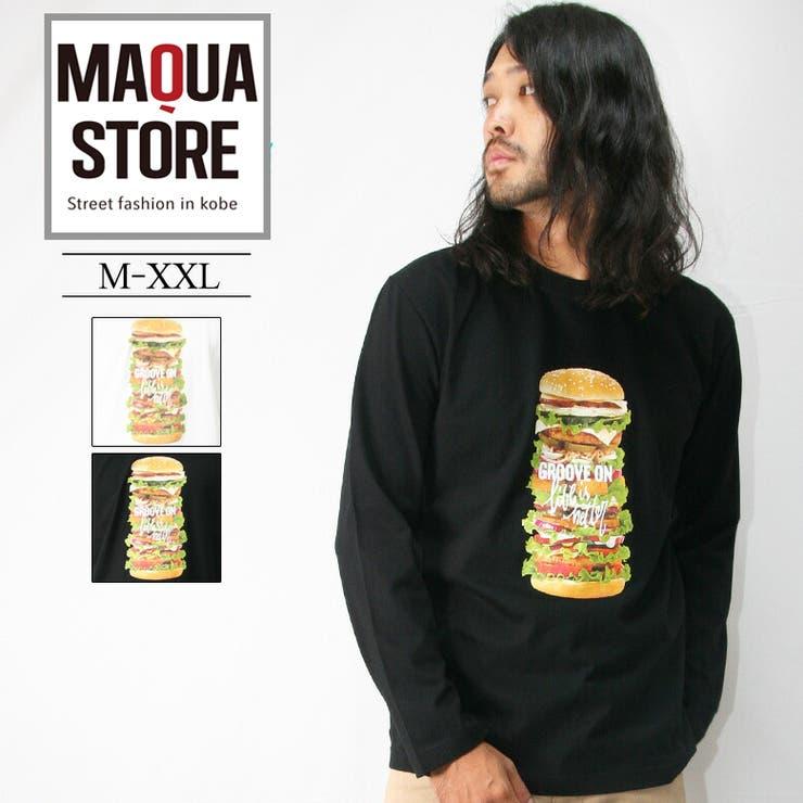 GROOVEON ロンT メンズ | Maqua-store | 詳細画像1