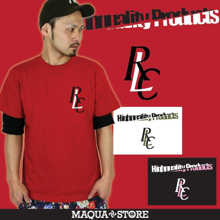 REAL CONTENTS(リアルコンテンツ) Tシャツ メンズ 半袖 プリント rcst1212 大きいサイズ 半袖tシャツ ファッション カットソー かっこいい おしゃれ 人気 ストリート系 ブランド 2l 3l xl xxl 白 黒 /3045/   詳細画像