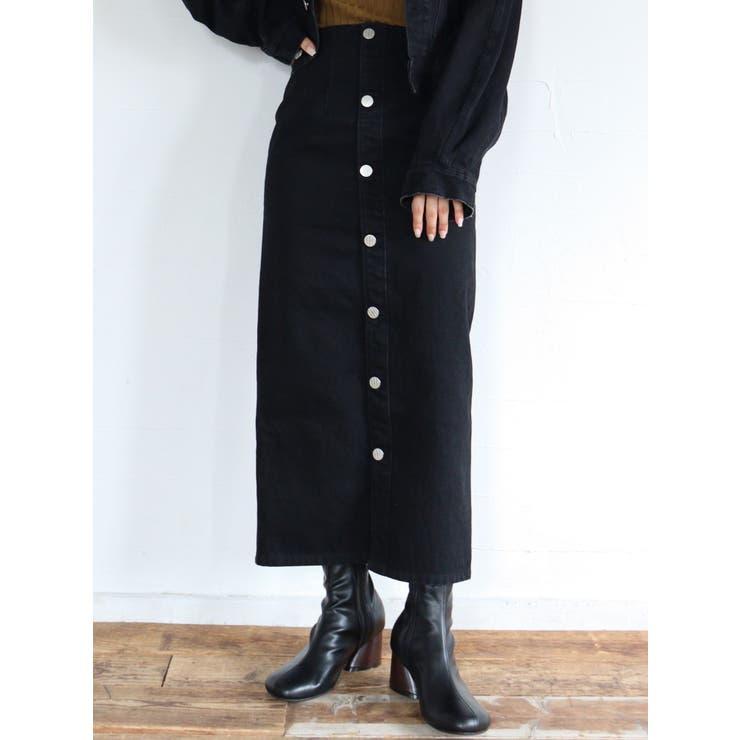 バックスリットタイトスカート | MURUA | 詳細画像1
