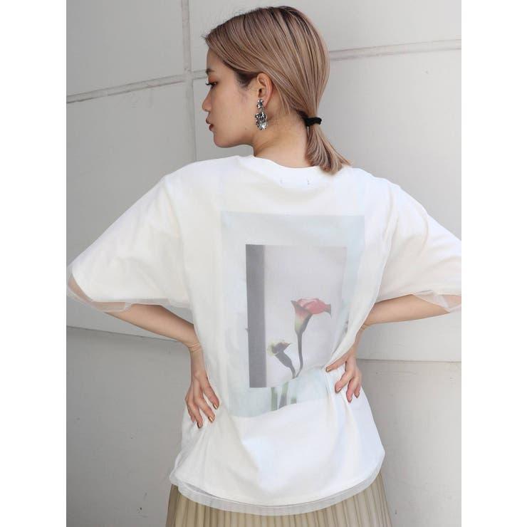 MURUAのトップス/Tシャツ   詳細画像