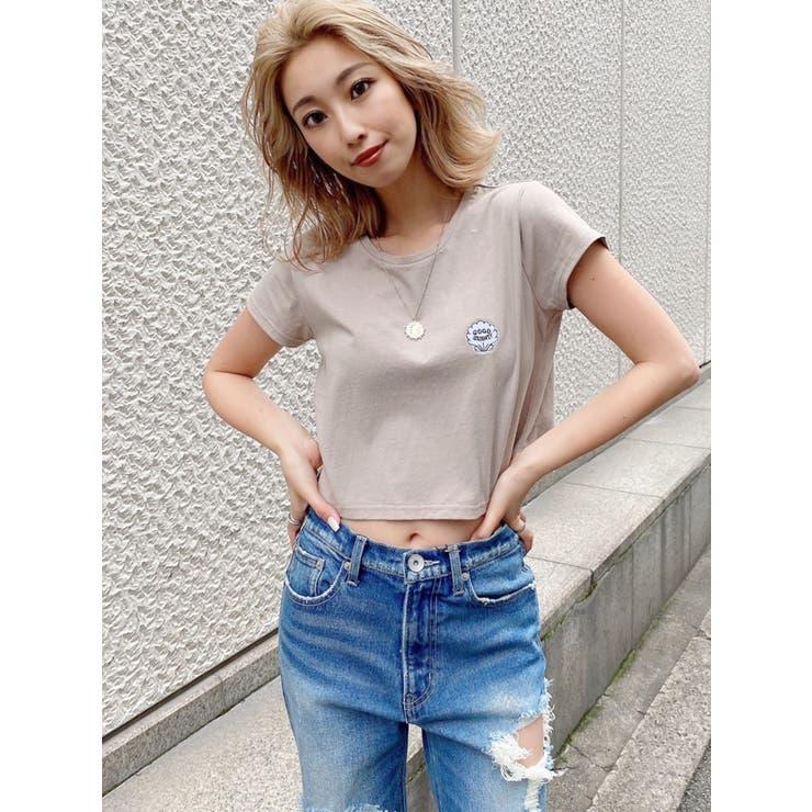 GO GO SHAWTYショートTシャツ   GYDA   詳細画像1