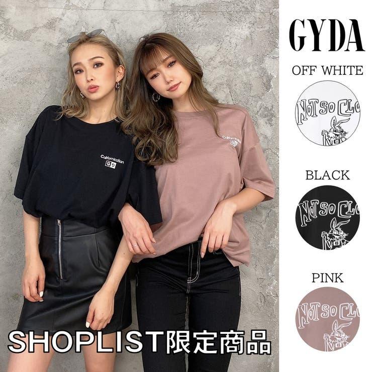 GYDAのトップス/Tシャツ   詳細画像